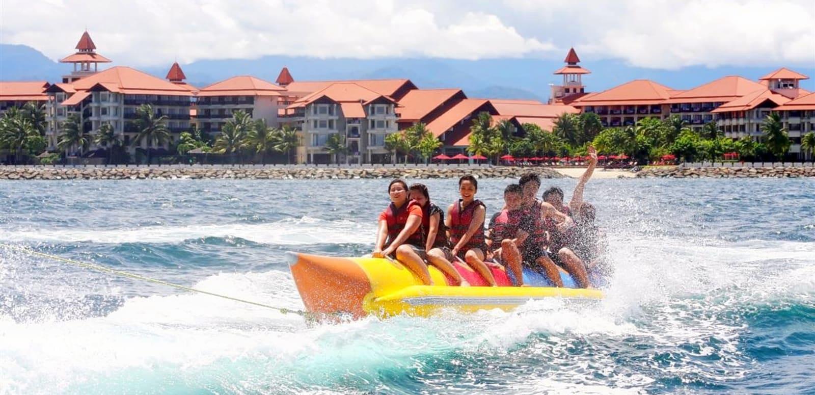 Paddleboat rentals and kayak